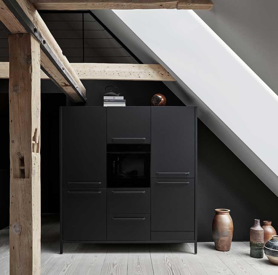 Vipp modulbasert kjøkkene- høymodul