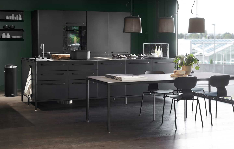 Nyhet! Vipp-kjøkkenet i flere fargealternativer